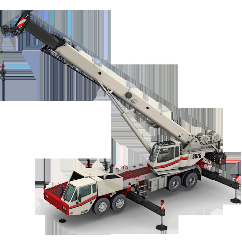 Telescopic Crane Components : Equipments spare parts pakistan