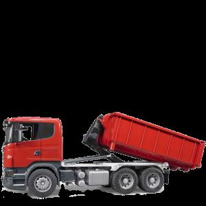 Arm Roll Truck